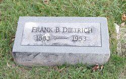 Frank B Dietrich