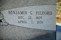 Benjamin Goley Fulford