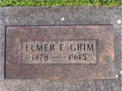 Elmer E Grim