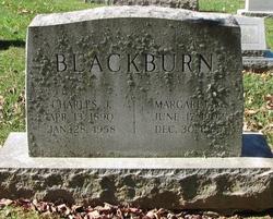 Margaret W. Blackburn