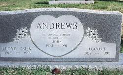 Lucille <i>Kinsey</i> Andrews