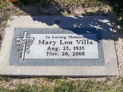 Mary Lou Villa