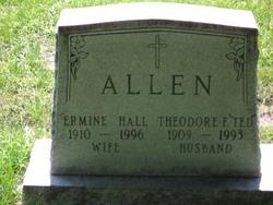 Ermine <i>Hall</i> Allen