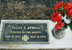 Mrs Peggy Sue <i>Staley</i> Atwell
