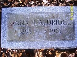 Anna J. Aldridge
