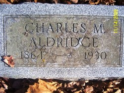 Charles M. Aldridge