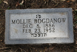 Mollie <i>Katz</i> Bogdanow