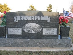 Alton J. Boatright