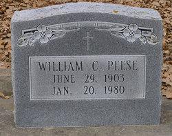 William C. Peese