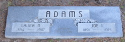 Joe I Adams