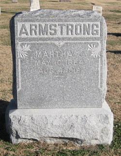 Martha J Armstrong