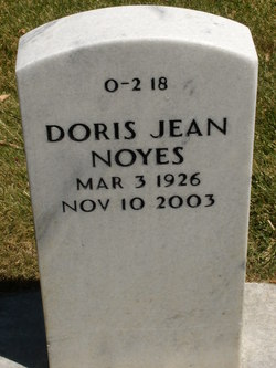 Doris Jean Noyes