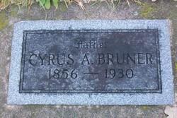 Cyrus A Bruner