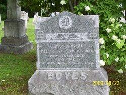 Lewis Boyes