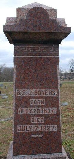 B.S. J Boyers
