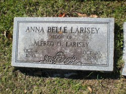 Anna Belle Larisey