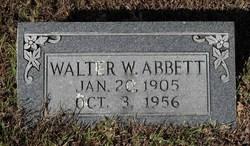 Walter William Abbett