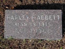 Harvey Preston Abbett