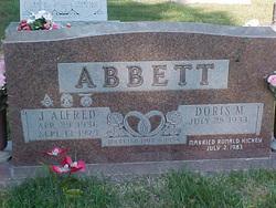 James Alfred Abbett
