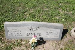 Beatrice F. Banker