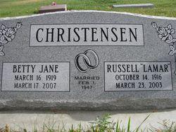 Russell Lamar Christensen