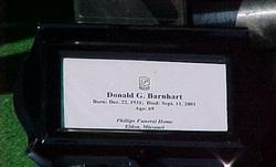 Donald G. Barnhart