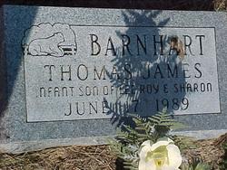 Thomas James Barnhart