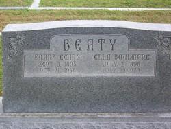 Ella <i>Boulware</i> Beaty