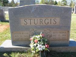 Betty <i>Bishop</i> Sturgis