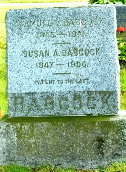 Samuel Lewis Babcock