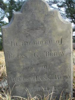 Elias G. Berry