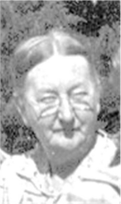Martha Ann <i>Fenske</i> Bischoff