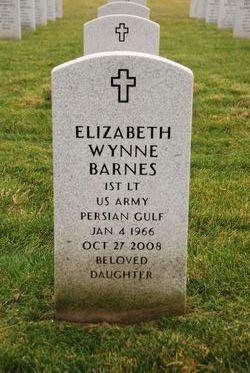 Elizabeth Beth <i>Wege</i> Barnes