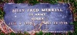 Billy Fred Merrell