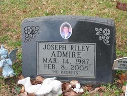 Joseph Riley Admire