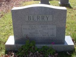 Bertha <i>Tuttle</i> Berry