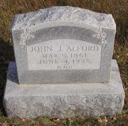 John J Alford