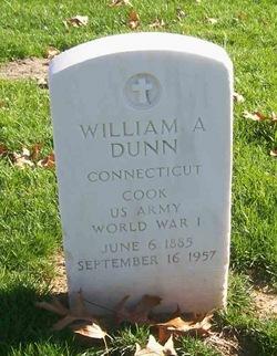 William A Dunn