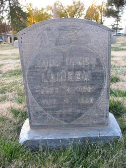 John Vance Lawson