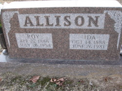 Ida Allison
