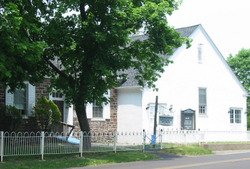 Springfield Mennonite Meetinghouse and Cemetery