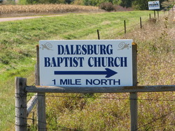 Dalesburg Baptist Cemetery