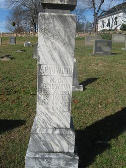 Major Calvin Arrowood