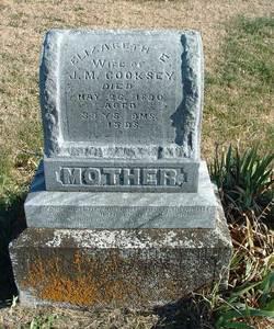 Elizabeth Ellen <i>Siemiller</i> Cooksey