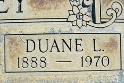 Duane Leeds Bailey