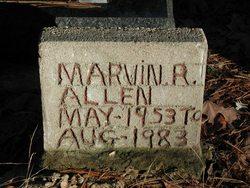 Marvin Ronald Allen