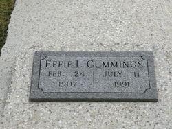 Effie Lee <i>Rogers</i> Cummings
