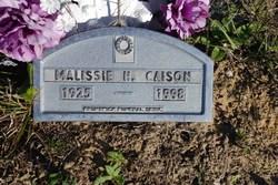 Melissa <i>Hewett</i> Caison