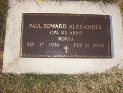 Paul E. Alexander