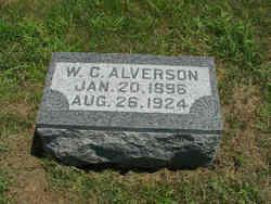 Wilbur Clare Alverson